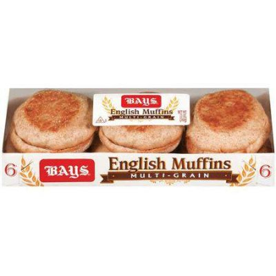 English Muffins, Multi-Grain