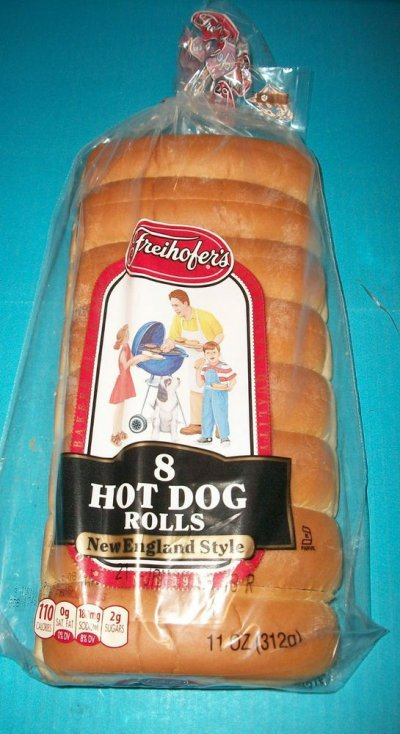 Hot Dog Buns, Country Style