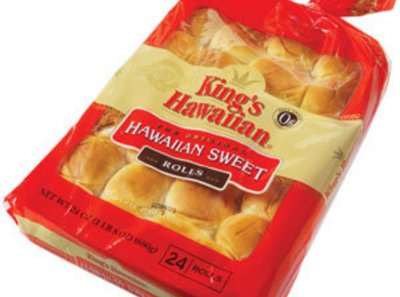 Original Hawaiian Sweet Rolls